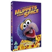 Muppets From Space DVD