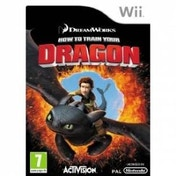 Ex-Display How To Train Your Dragon Game Wii Used - Like New