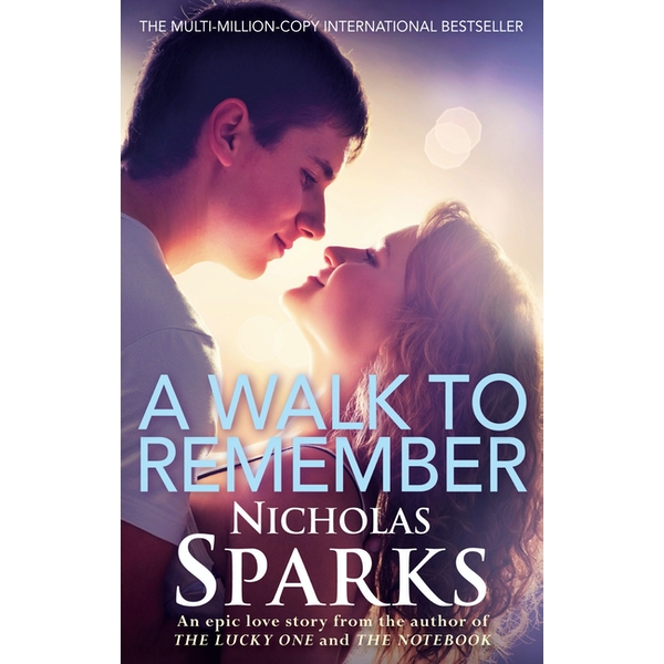A Walk To Remember Paperback - 24 Jan. 2013