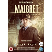Maigret: Series 2 DVD