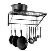 Wall Mounted Kitchen Rack | M&W