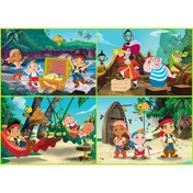 Jake and The Never Land Pirates 35 Piece Jigsaw Puzzle