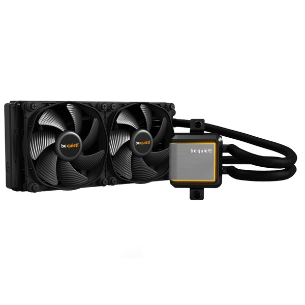 be quiet! Silent Loop 2 280 High Performance CPU Water Cooler - 280mm