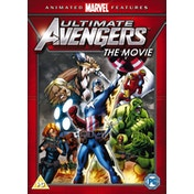 Ultimate Avengers: The Movie DVD