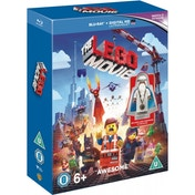 Lego Movie Minifigure Edition Blu-ray