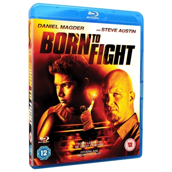 Born To Fight Blu-ray