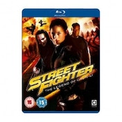 Street Fighter The Legend Of Chun-Li Blu-Ray