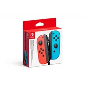 Nintendo Switch Joy-Con Controller Pair (Neon Red/Neon Blue)