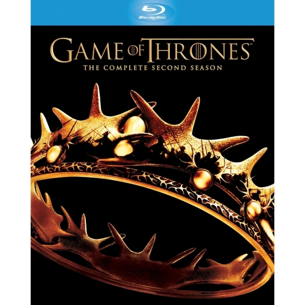 Game of Thrones Season 2 Box Set Blu-ray