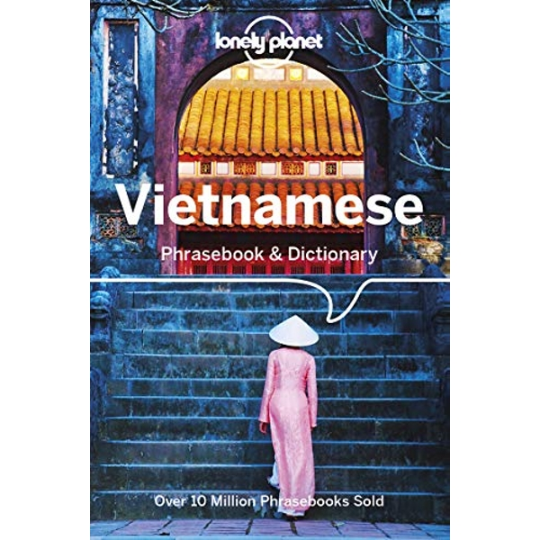 Lonely Planet Vietnamese Phrasebook & Dictionary  Paperback / softback 2018