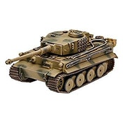 PzKpfw VI Ausf. H TIGER 1:72 Revell Model Kit