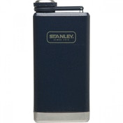 Stanley Adventure Stainless Steel Flask 236ml - Navy Blue