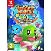 Bubble Bobble 4 Friends Special Edition Nintendo Switch Game