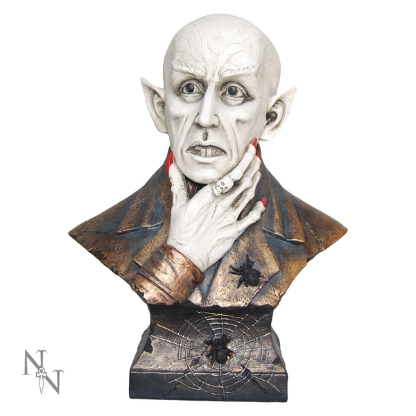 The Count Bust