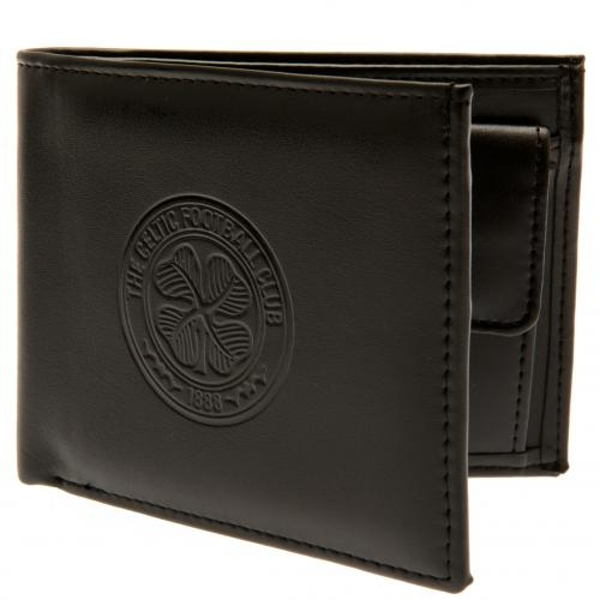 Celtic FC Debossed Wallet