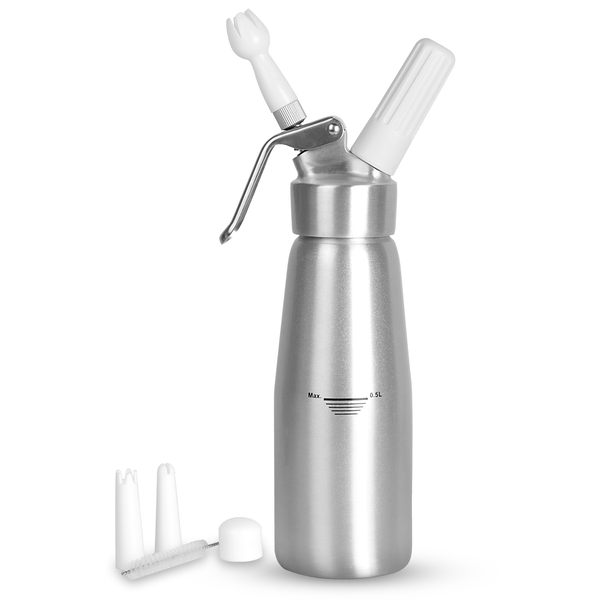 500ml Whipped Cream Dispenser | M&W - Image 1