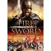 Fire and Sword DVD
