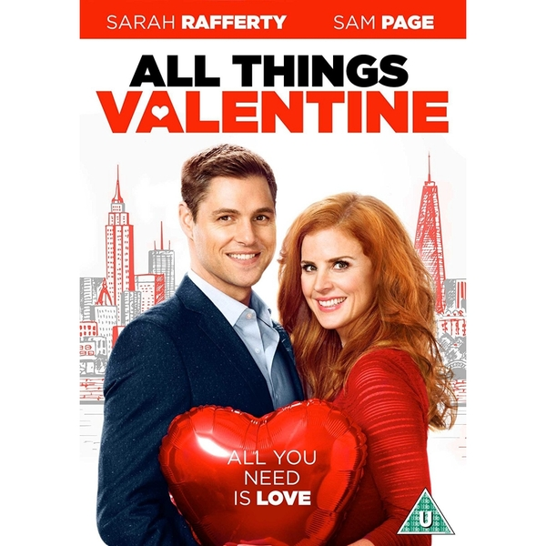 All Things Valentine DVD