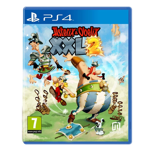 Asterix and Obelix XXL2 PS4 Game