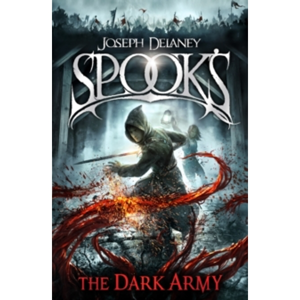 Spook's: The Dark Army by Joseph Delaney (Paperback, 2016)