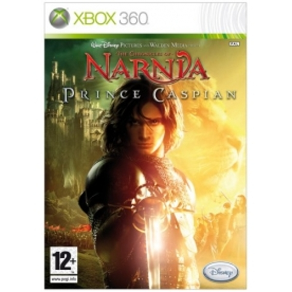 The Chronicles Of Narnia Prince Caspian Game Xbox 360