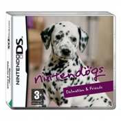 Nintendogs Dalmatian & Friends Game DS