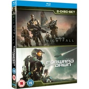 Halo 4: Forward Unto Dawn/Halo: Nightfall Double Pack Blu-ray