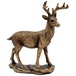 Lesser & Pavey Reflections Bronzed Deer Ornament - Image 2