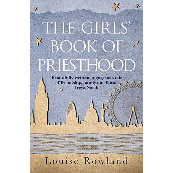 The Girls' Book of Priesthood  Paperback / softback 2018
