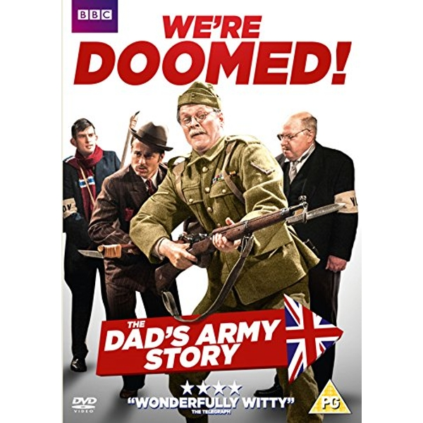 Were Doomed The Dads Army Story DVD