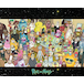 Rick and Morty Cast Mini Poster - Image 2