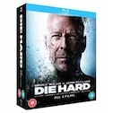 Die Hard: Quadrilogy Blu-ray