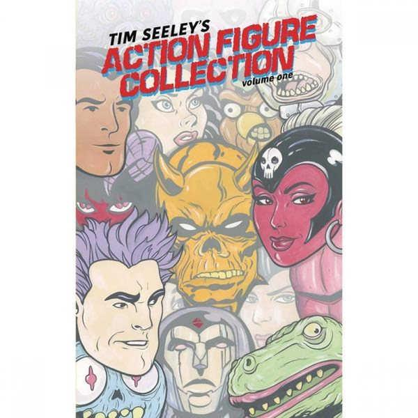 Tim Seeley's Action Figure Collection Volume 1 by Tim Seeley (Paperback, 2017)