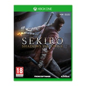 Sekiro Shadows Die Twice Xbox One Game