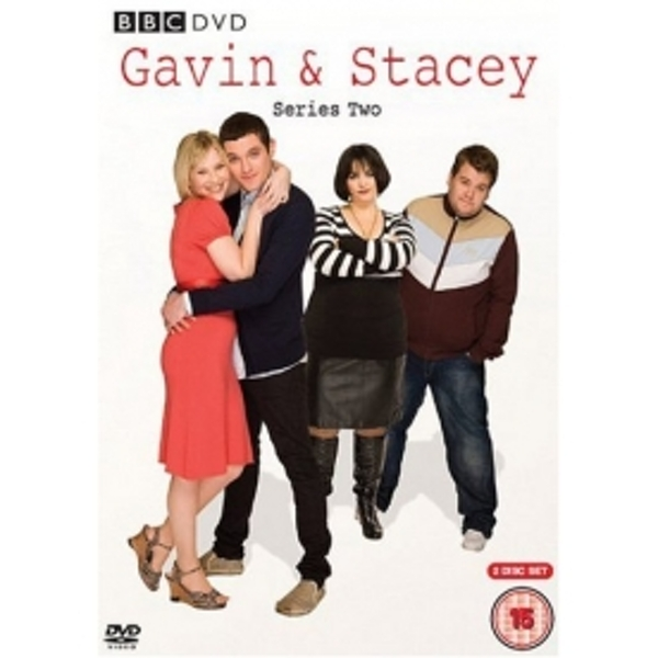 Gavin & Stacey Complete BBC Series 2 DVD