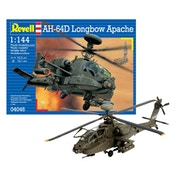 AH-64D Longbow Apache 1:144 Revell Model Kit