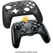 Afterglow Wireless Faceoff Deluxe Controller for Nintendo Switch | Camo Black - Image 5