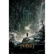 The Hobbit Desolation of Smaug Teaser Maxi Poster
