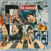 The Beatles - Anthology 3 40 x 40cm Canvas
