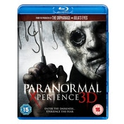 Paranormal Xperience 3D Blu-ray
