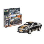 Shelby Gt-H 2006 1:25 Scale Level 4 Revell Model Set