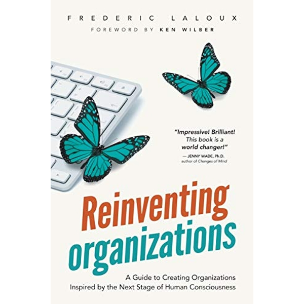 Reinventing Organizations by Frederic Laloux (Paperback, 2014)