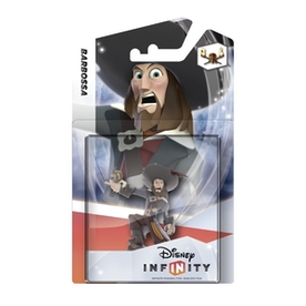 Disney Infinity 1.0 Barbossa (Pirates of the Caribbean) Character Figure