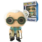 Doc Brown Time Travel Exclusive (Back to the Future) Funko Pop! Vinyl Figure