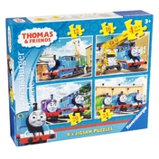 Thomas and Friends 4 Jigsaw Puzzles