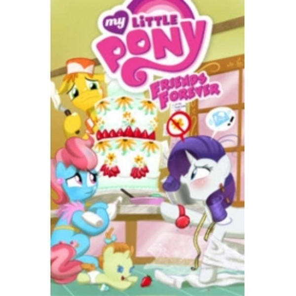 My Little Pony: Friends Forever Volume 5