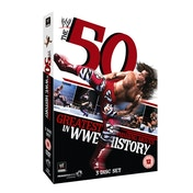 WWE - 50 Greatest Finishing Moves in WWE DVD