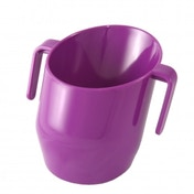 Bickiepegs Doidy Baby Training Cup - Purple
