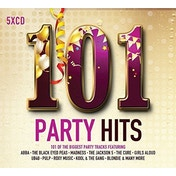 101 Party Hits CD