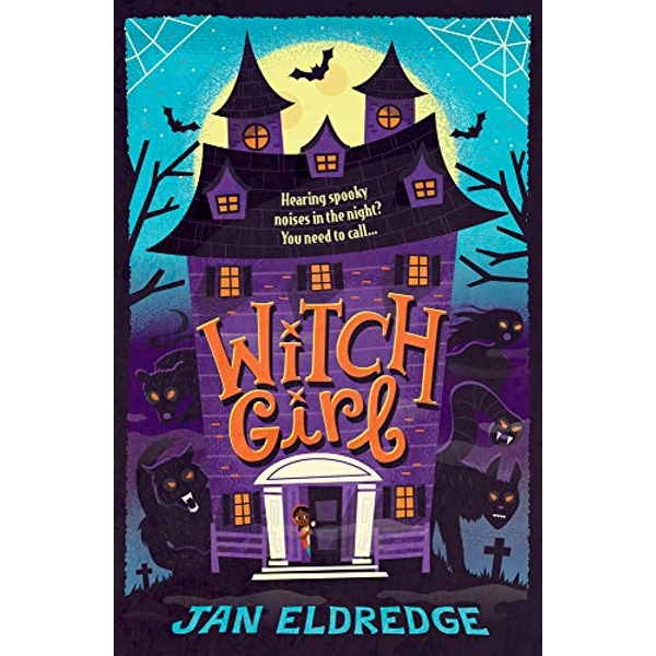 Witch Girl  Paperback / softback 2018